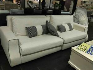 沙发厂处理全新样品,款式新颖,1000元...