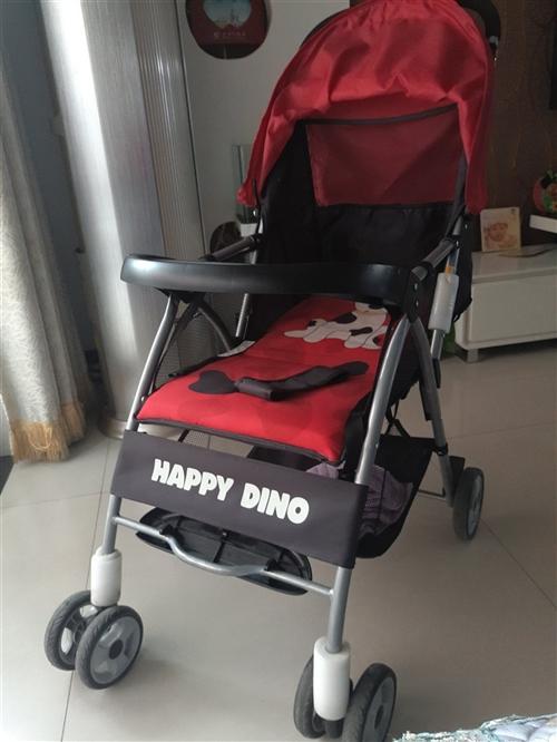 小龙哈彼婴儿手推车基本全新,139399...