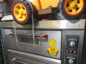 低价出售厨宝牌电烤箱(双层四盘)    ...
