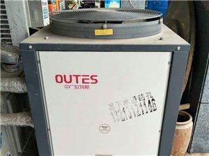 个人9成新空气能加3吨水罐转让,新买过后...