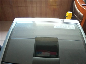 海尔洗衣机   8.5公斤  用过一次 ...