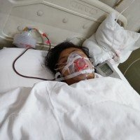 我叫常晋伟,恳请大家救救我的母亲,全家人不能承受之重