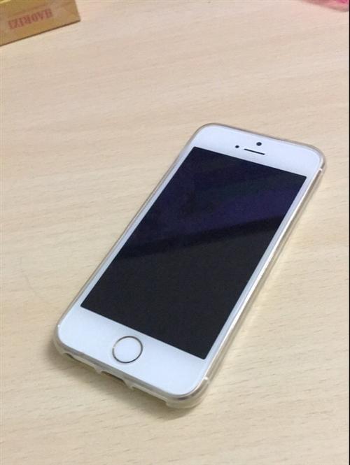 全新iPhone5s买了不到两个星期没怎...