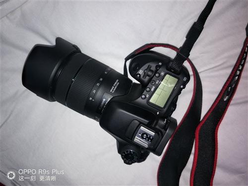 转让全新佳能80D单反相机,国行已开封,...