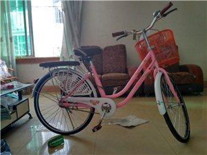 凤凰牌女式自行车,今年花600大洋刚买的...