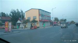湖滨镇寨卞村南沿街商铺