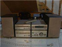 日本产,功能全部正常,CD和 md收音,...