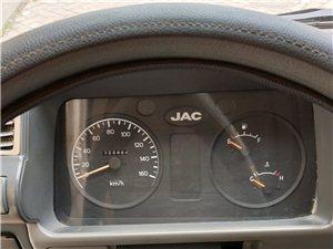 本人一辆JAC厢式货车对外转让,车况良好...