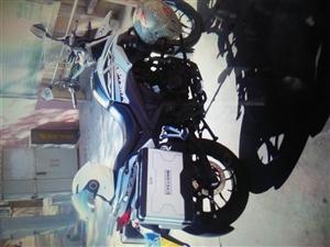 宗申150水冷摩托旅行车