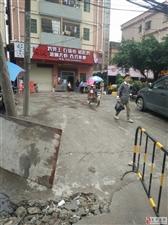 广东省东莞市楼村居委会特色绘猫路餐馆图!