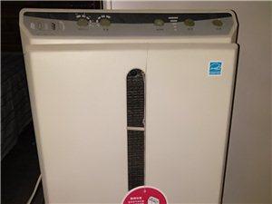 9成新安利空气净化器