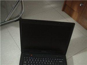 本人有一台联想笔记本电脑转让,双核处理器...