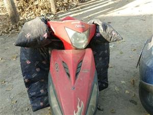 助力摩托车,天冷开车,这个不想要啦,卖给...