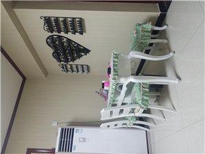 欧式美甲桌椅,1.6米,带俩凳子俩椅子