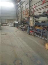 现有营业中彩钢厂转让或出售设备,彩钢厂地...