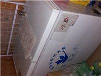 8成新小天鵝冰箱