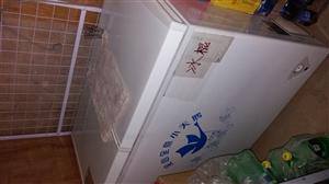 8成新小天鹅冰箱