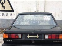 转让12年5月份黑色私家车桑塔纳经典
