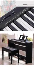 转卖:雅马哈电钢琴,88键重锤数码钢琴P...