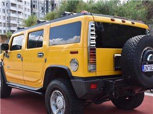 2003悍马H2