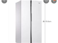 苏宁新买的双开门海尔冰箱,原价4000....
