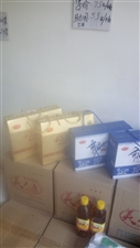 五常大米礼品盒,豆油,白面,五谷杂粮,应...