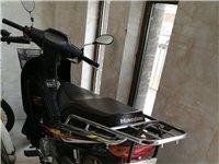 出售八成新豪爵摩托车,里程17000多。