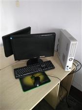 处理5台NEC台式电脑,送电脑桌