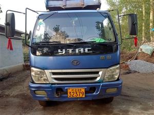 江苏英田2011自卸车