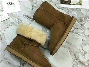 UGG羊毛靴