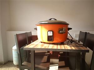 商用电饭煲18升,原购价两个500元,生...