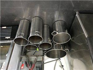 奶茶店设备低价出售,冰箱热水器制冰机封口...