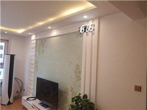新城区B区2室1厅1卫38万元全新装修带所有家具