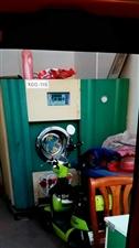 废铁价出售一台贝朗干洗机