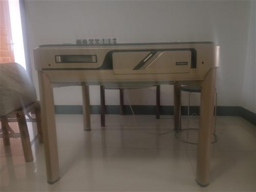 出售9.5成新麻将机一台,买来1200 ...