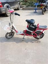 自骑电动车,车况良好,电池能跑25公里