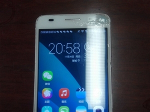 华为荣耀6手机一部350元,正常使用,成...