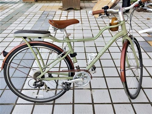 9.8成新的自行車,買回來只騎了三次,原...