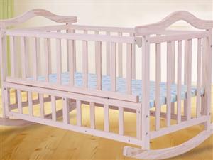 现有一婴儿床低价出售,买来一直没有用过