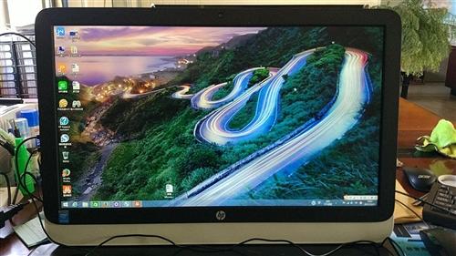 HP一体机,配置如图,需要的留意并联系我...