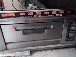 单层燃气烤箱,8成新,用了两个月,