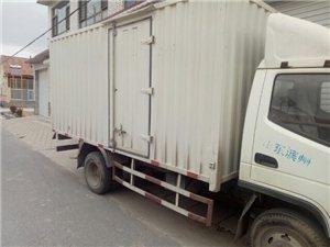 出售11年的唐骏4.2米厢货,490发动机, 带三