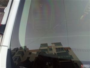 新车玻璃出现质量问题