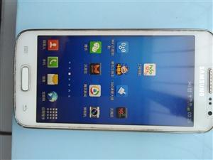 三星手机,闲置出售。8成新,无磕碰,无划痕,功能一切正常。