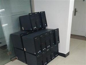 公司转行,11个月的电脑全部低价处理,台式37台,笔记本5台,打印机2台,投影仪1台,有意的抓紧联系...