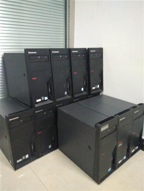 急售?? 急售?? 急售??  公司转行,九成新电脑紧急处理,价位超级美丽 联想台式原装电脑35...