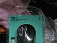 罗技全新m186无线鼠标未开封。资料请自行百度。一口价50元,需要联系,非诚勿扰!