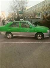 绿色出租车