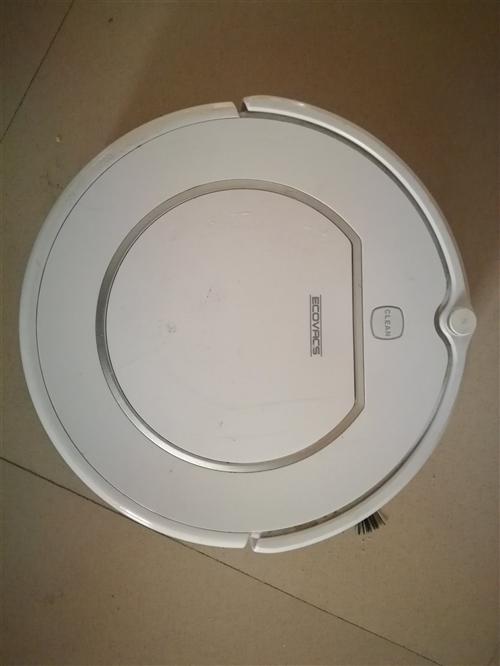 科沃斯(Ecovacs)地宝魔镜(CR120) 扫地机器人家用吸尘器 科沃斯(Ecovacs)地宝魔...