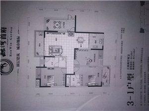 融湾首府3室2厅2卫68万元